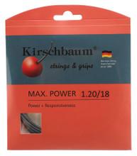Kirschbaum Max Power 18 1.20mm Set