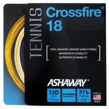 Ashaway Crossfire 18 1.10mm Hybrid Set