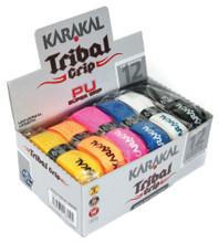 Karakal Tribal Replacement Grip 12 Pack