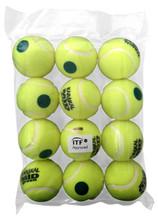 Karakal Mid Green Tennis Balls Dozen