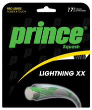 Prince Lightning XX 17 1.25mm Squash Set