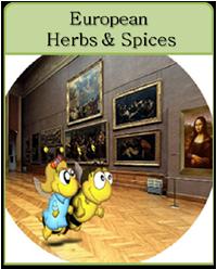 European Herbs & Spices