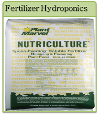 Fertilizer Hydroponics