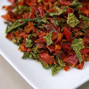 Bell Pepper Red,Green Diced