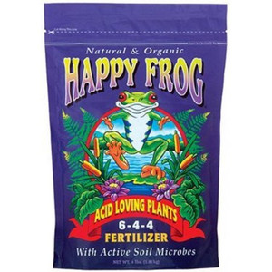 Fertilizer-Dry-Fox Farm Happy Frog Acid Loving