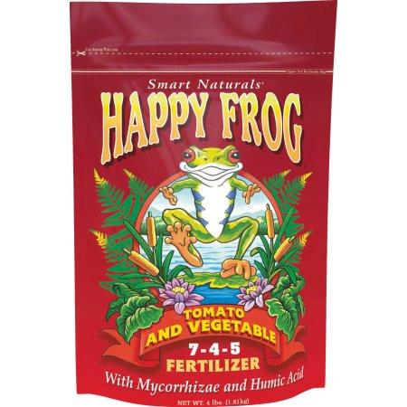 Fertilizer-Dry-Fox Farm Happy Frog Tomato & Vegetable