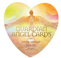 Guardian Angel Cards Heart Shaped Collection Of Rainbows