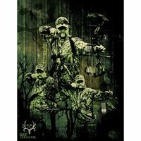 Poster Bone Collector Green Sky