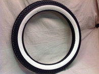 NEW WHITEWALL TYRE  2.75 X 17 MITAS TYRE CT110 CT90 AND CUB