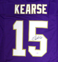Washington Huskies Jermaine Kearse Autographed Purple Jersey