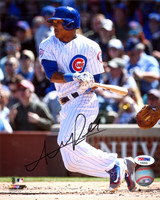 Addison Russell Autographed 8x10 Photo Chicago Cubs PSA/DNA