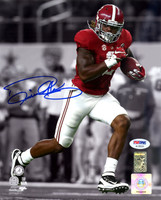 Derrick Henry Autographed 8x10 Photo Alabama Crimson Tide PSA/DNA ITP
