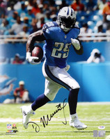 DeMarco Murray Autographed 16x20 Photo Tennessee Titans PSA/DNA