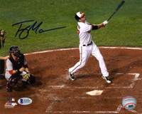 Trey Mancini Autographed 8x10 Photo Baltimore Orioles - Beckett COA