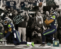 Richard Sherman Autographed 8x10 Photo Seattle Seahawks RS Holo #19730