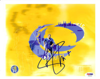 Adrian Muto Autographed 8x10 Photo Chelsea PSA/DNA
