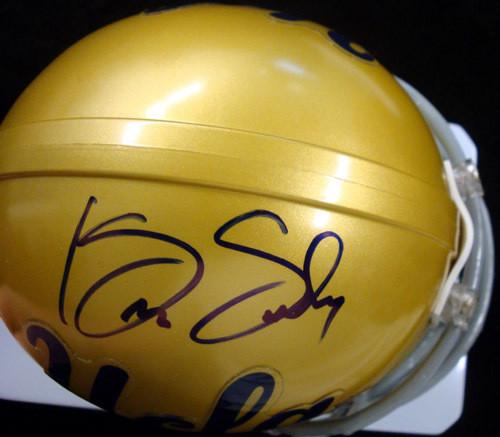 Kenny Easley Autographed UCLA Bruins Mini Helmet PSA/DNA ITP