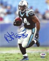 DeAngelo Williams Autographed 8x10 Photo Carolina Panthers PSA/DNA Stock #14999