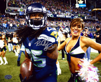Richard Sherman Autographed 8x10 Photo Seattle Seahawks RS Holo Stock