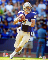 "Jake Locker Autographed 16x20 Photo Washington Huskies ""Go Dawgs"" PSA/DNA RookieGraph Stock #16382"