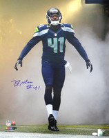 Byron Maxwell Autographed 16x20 Photo Seattle Seahawks!