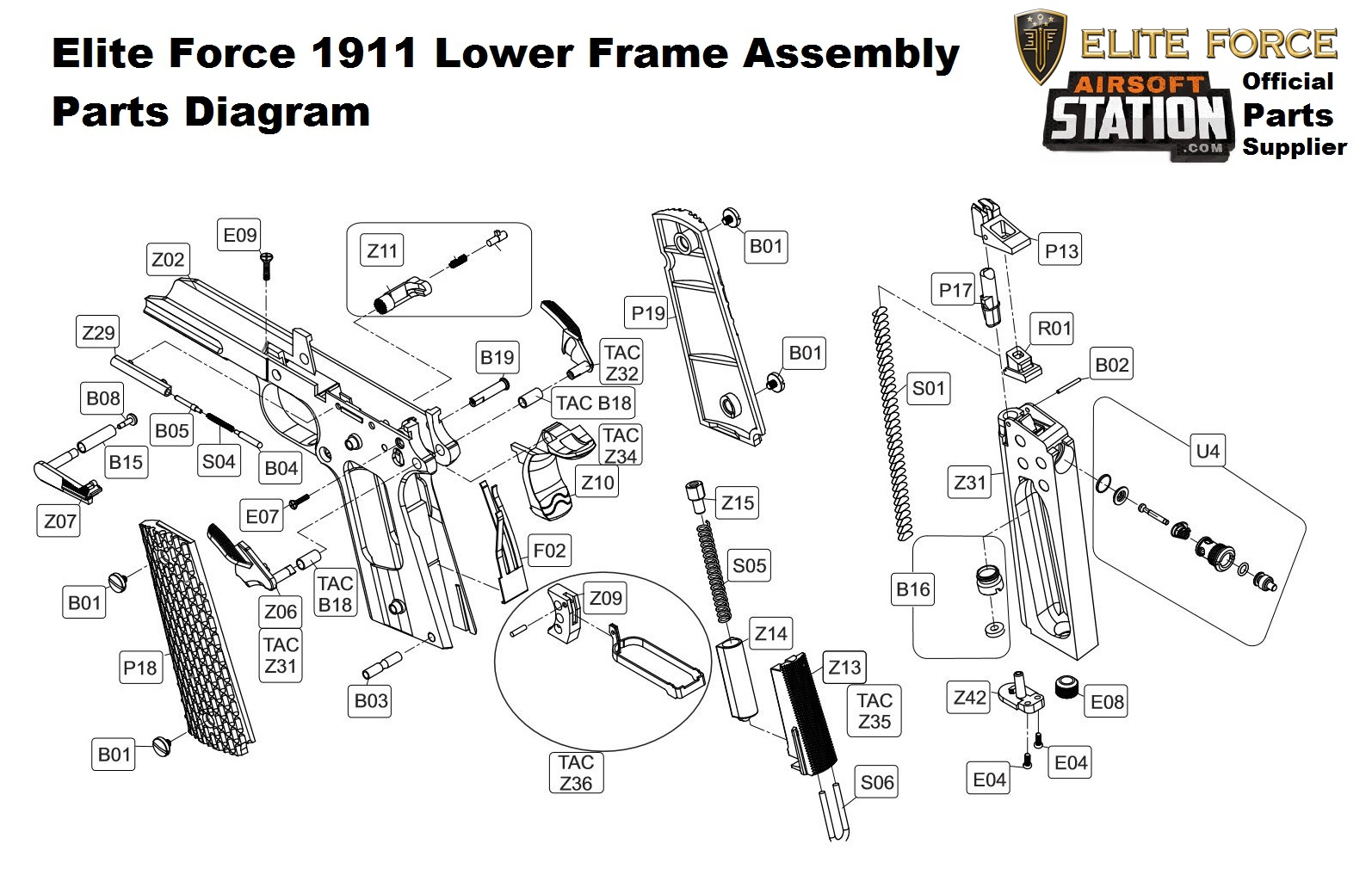 Umarex Steel Force Parts Diagram Menhavestyle1 Com