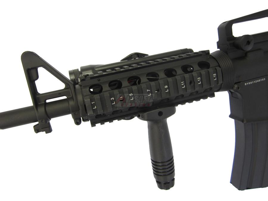 Dboys Full Metal M4 RIS AEG, Tactical Airsoft Gun, Soft ...