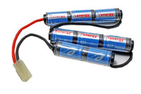 9.6v 1500mAh battery for ICS M3 Grease Gun