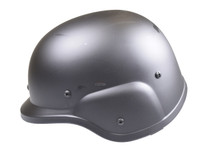 Firepower Replica M9 US Army Plastic Helmet, Black