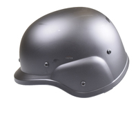 Firepower Replica M9 US Army Plastic Helmet, Black