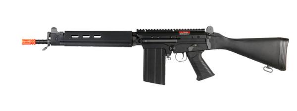 Lancer Tactical FAL Full Metal Airsoft Rifle AEG
