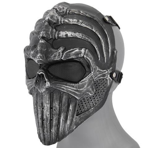 Vertebral Mesh Skull Airsoft Mas