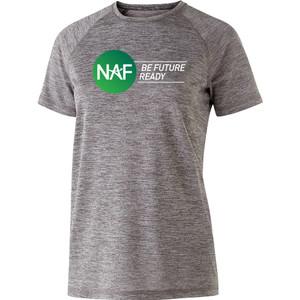 Ladies' Electrify Short Sleeve T-Shirt (Black)