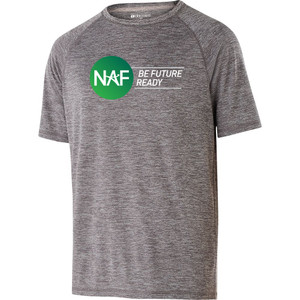 Men's Electrify Short Sleeve T-Shirt (Graphite)