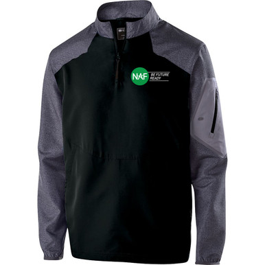 Embroidered Holloway Raider Pullover