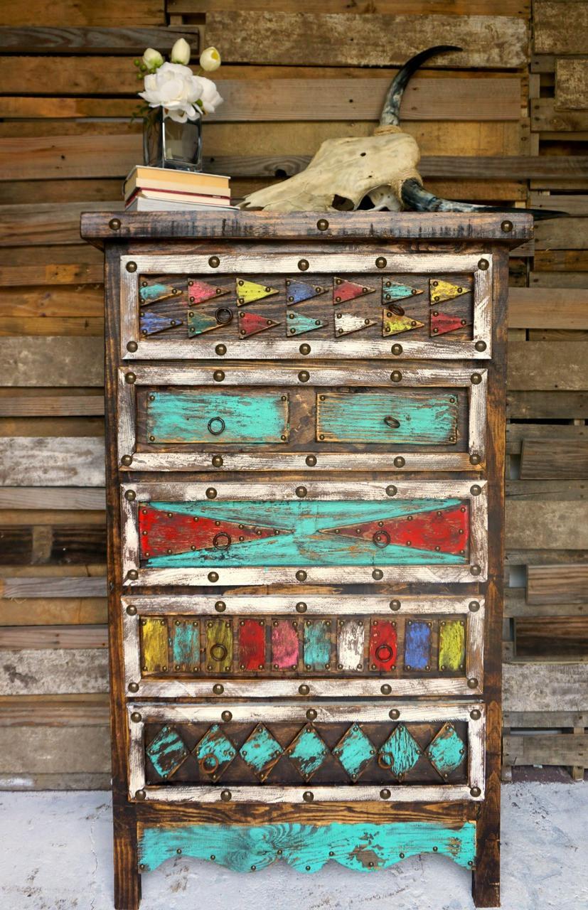 Aztec Dresser Sofia S Rustic Furniture