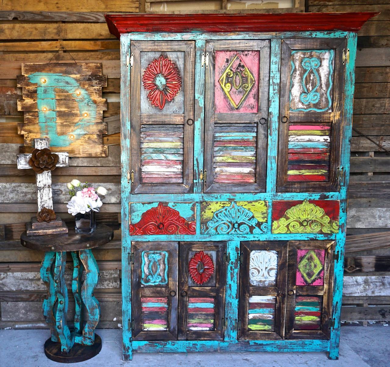Loquita Hutch Sofia S Rustic Furniture