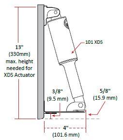Trim Tab Kits Limited Space Mount