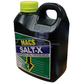 Macs r salt x engine flush additive