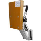 Outboard 316 stainless steel motor bracket