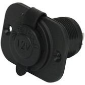 Relaxn r flush mounting power socket 53044