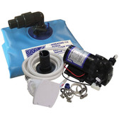 Kit aqua king 60 litre flexible tank kit