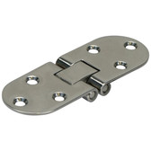 Stainless steel dual pivot pressed pin hinge 304 stainless steel