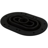 Parts deck seal ovals rubber patay r 23560