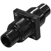Non return valves dual size