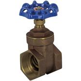 Bronze gate valves