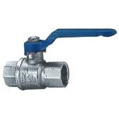 Chrome plated brass ball valves