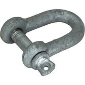 D shackles galvanised