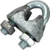 Galvanised Wire Rope Grips