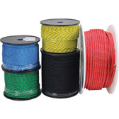 Polyester dyneema racing rope australian made